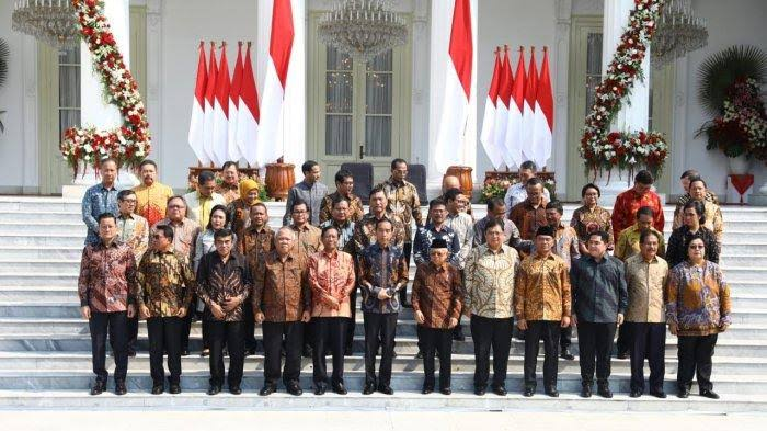 Kabinet Terbentuk, Jam'iyyah Jokowi Nilai Cuma Erick Thohir Pilihan yang Tepat