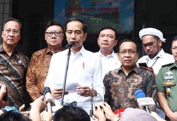 Jokowi Optimis Negara Bakal Maju di Tangan Pemuda