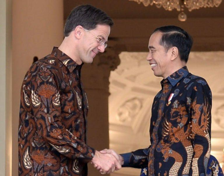 Jokowi 'Ngarep' Bantuan Belanda Hadapi Kebijakan Uni Eropa soal Kelapa Sawit