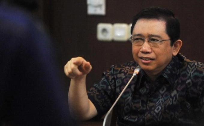 Peringatan Jokowi soal Pungli, Marzuki Alie: Harus Ada Sanksi Tegas