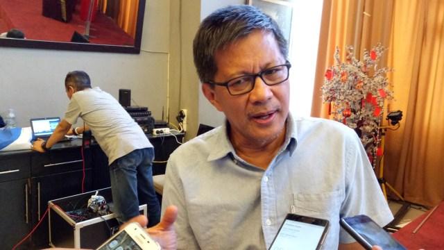 Soal Isu Kudeta Demokrat, Rocky Gerung: Pak SBY Pasti Tinggalkan 'Kuping' di Istana