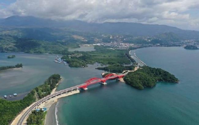 Habiskan Biaya 1,8 Triliun, Jembatan Cantik Ini jadi Ikon Baru Papua