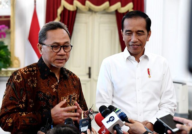 Zulkifli Hasan: Masa Jabatan Presiden Tak Perlu Lagi Dibahas