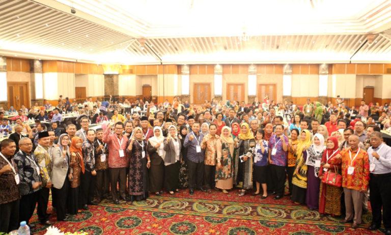 Simposium Internasional Kepala dan Pengawas Sekolah Resmi Digelar