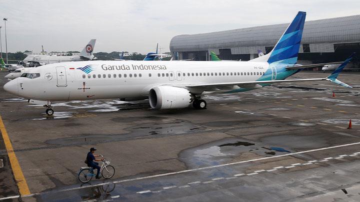 Hadapi New Normal, Garuda Indonesia Selenggarakan RUPST 2020
