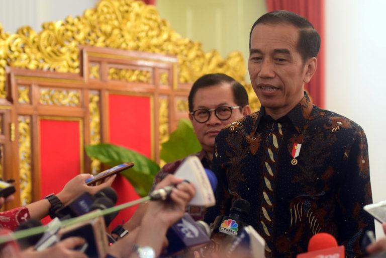 Jokowi: Hindari Korupsi dari yang Sekecil-kecilnya