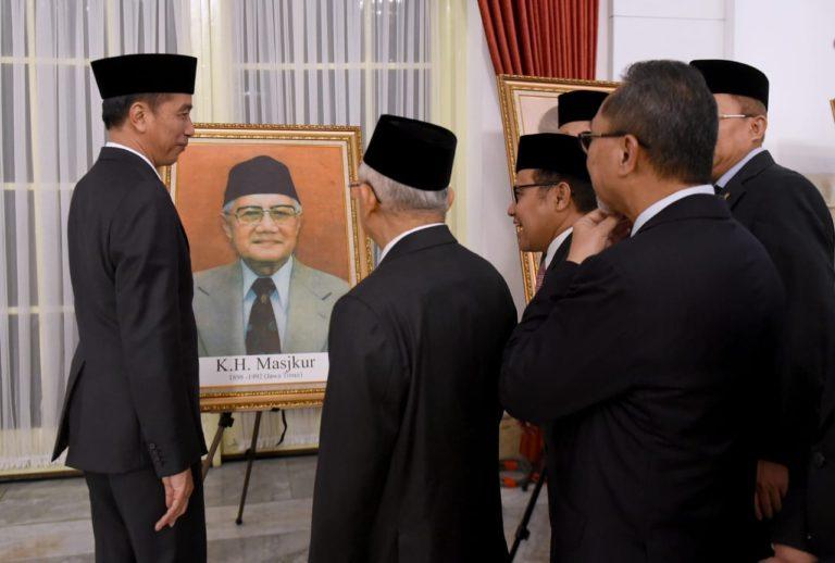Khofifah ungkap Syukur atas Gelar Pahlawan Nasional untuk KH. Masjkur