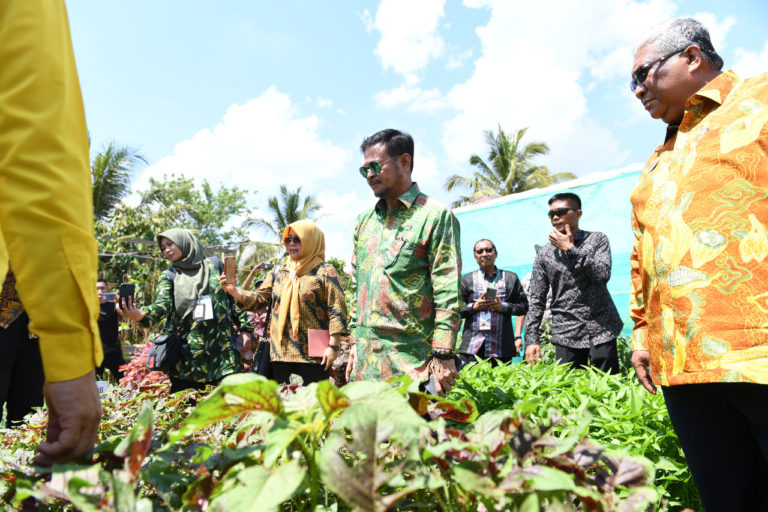 Tahun Ini, Program Pertanian Masuk Sekolah di Mulai