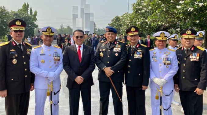 Peringati Hari Pahlawan, MPR: Tidak Hanya Mengingat Tapi Juga Mendedikasikan