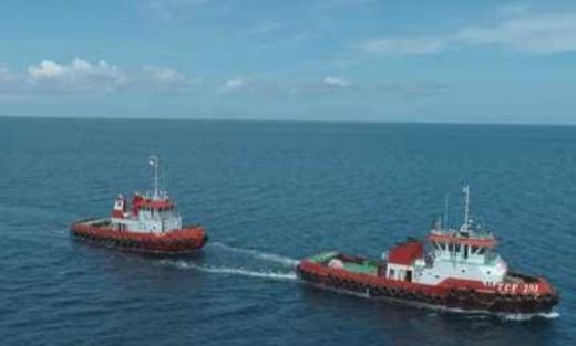 Tolak Oprasional Kapal Kabel Tiongkok, Pengusaha Nasional Layangkan Protes
