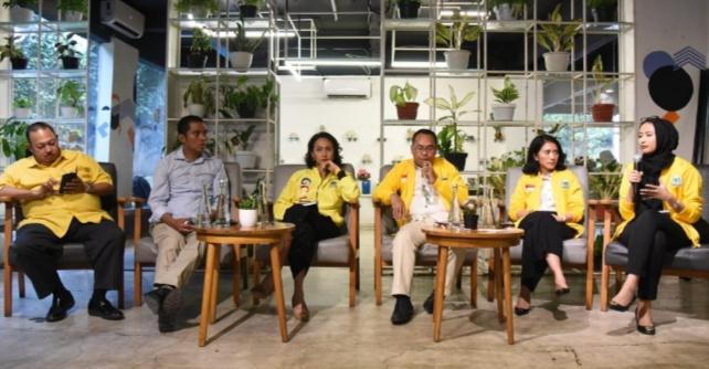 Jaga Netralitas Munas, Golkar Tunjuk Lima Kader Sebagai Jubir