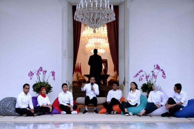 Diangkat jadi Stafsus Jokowi, Adamas Belva Tetap Jalani Tugas Dirut Ruangguru