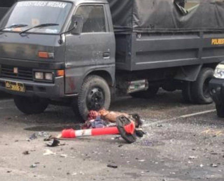 Teror di Polrestabes Medan, IPW: Sistem Deteksi Dini Masih Sangat Lemah