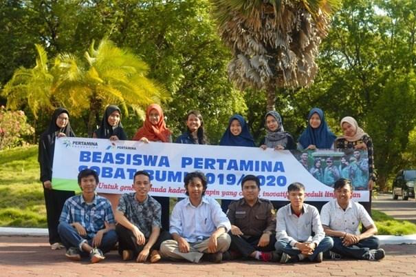 Pertamina Foundation Beri Beasiswa Pada 20 Mahasiswa Papua