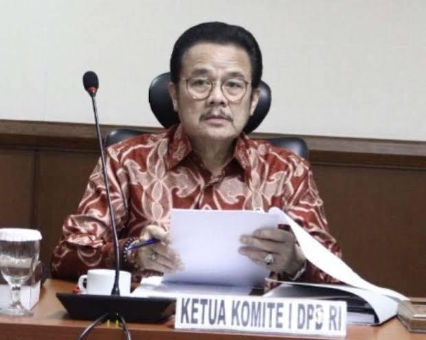 Ketua Komite I Minta Kepala Daerah Pahami Tiga Fungsi DPD