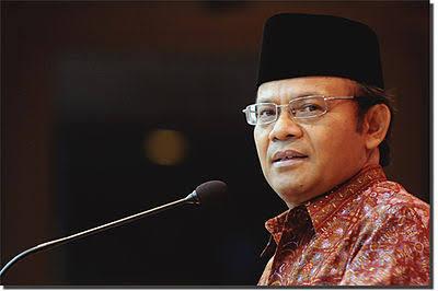 Komaruddin Hidayat: Pembangunan UIII Penting bagi Bangsa dan Dunia Internasional