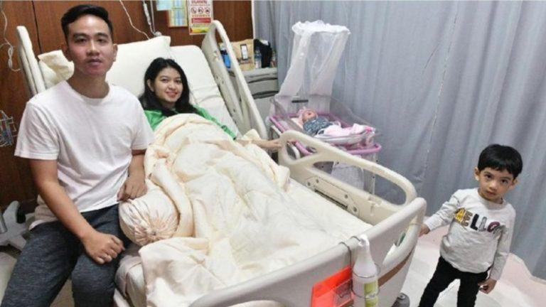 Tengok Cucu Ketiga Jokowi, Bamsoet: Selamat buat Mas Gibran dan Mbak Selvi