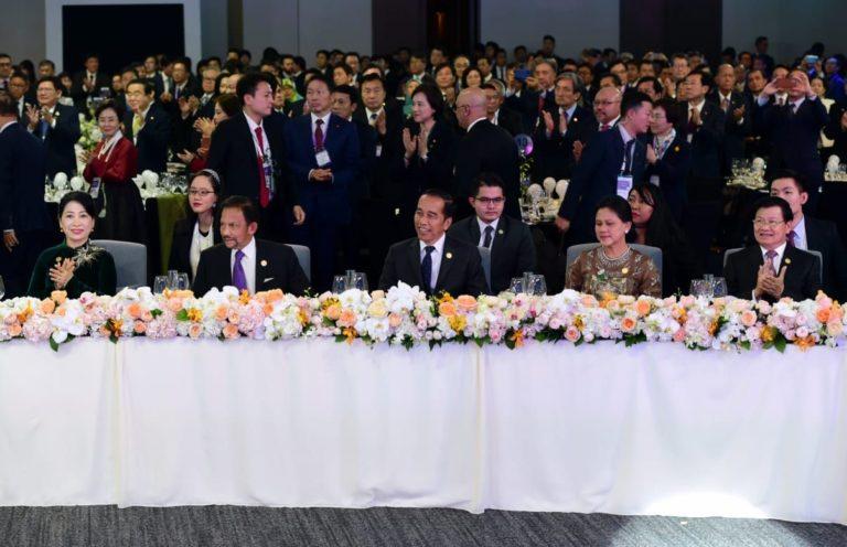 Jokowi Ingin Semenanjung Korea Damai dan Stabil