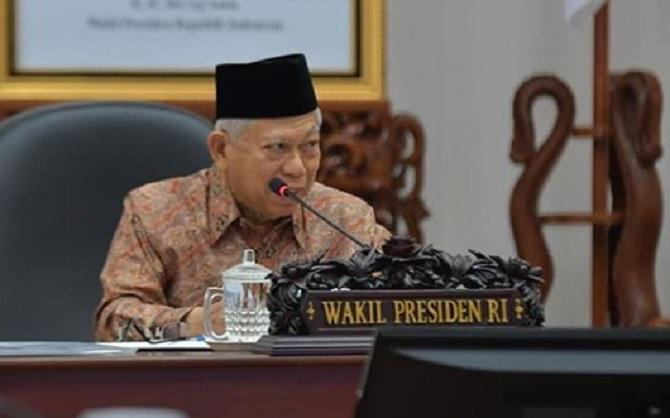 Ma'ruf Amin Imbau Tokoh Lintas Agama Terus Pererat Kerukunan Umat