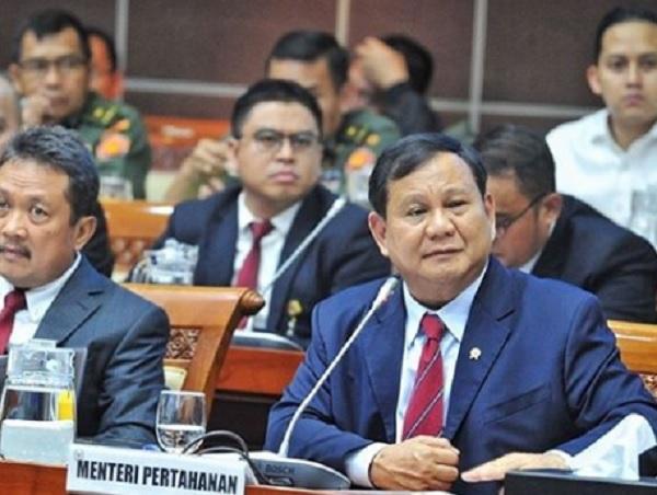 Prabowo Disarankan Tak Nyalon di Pilpres 2024, SMRC: Peluangnya Kecil