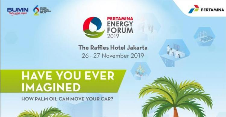 Pertamina Energy Forum 2019, Antisipasi Revolusi Energi