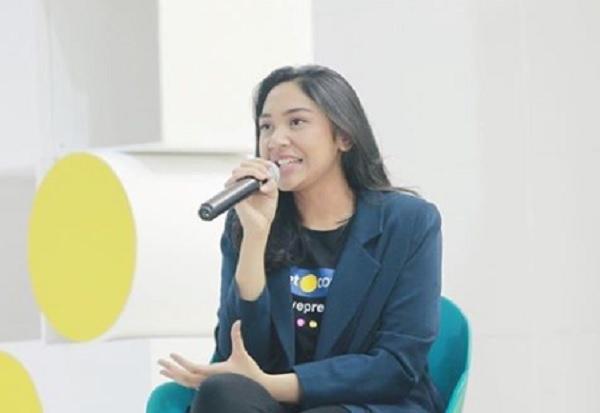 Wakili Milenial, Putri Tanjung Dikabarkan Bakal jadi Staf Khusus Jokowi