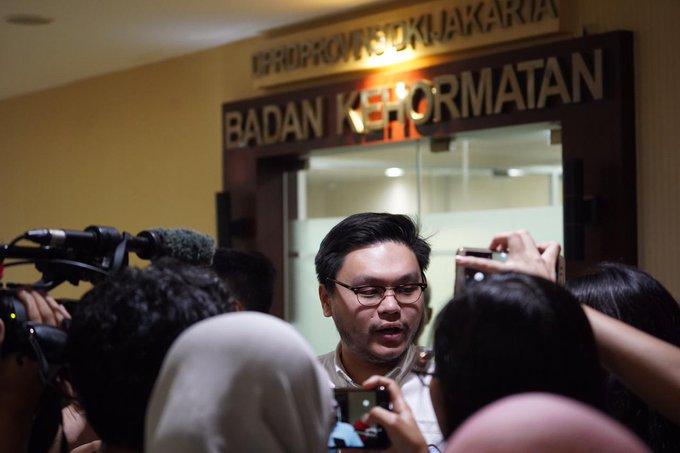 Bongkar Anggaran Lem Aibon 28 M, Politisi PSI Dinilai Langgar Tatib
