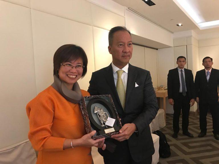 Agus Gumiwang Janji Kawal Investasi Taiwan dari Elektronik hingga Petrokimia