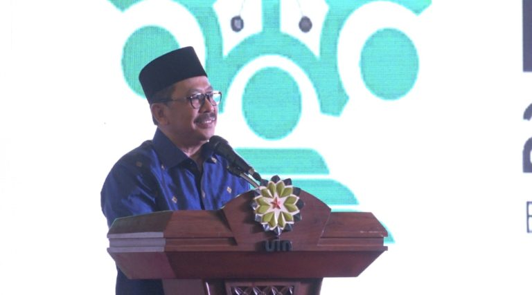 Wakil Menteri Agama Apresiasi Gelaran Biannual Conference on Research Result 2019