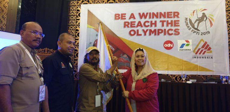 Yenny Wahid Terpilih jadi Ketua Umum Federasi Panjat Tebing Indonesia