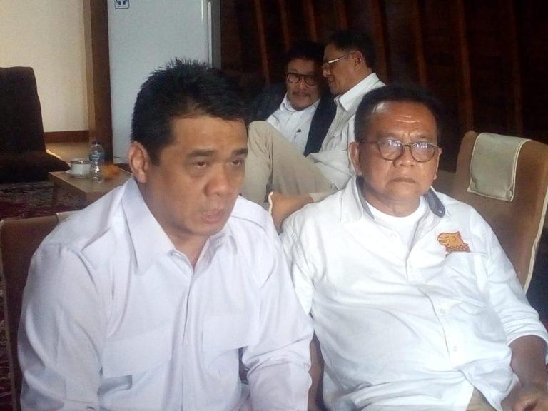 Jabat Ketua DPD Gerindra DKI, Riza Patria Bakal Belajar ke M. Taufik