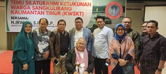 Reses Perdana, Irwan Serap Aspirasi Konstituen Terkait Jalan Sangkulirang
