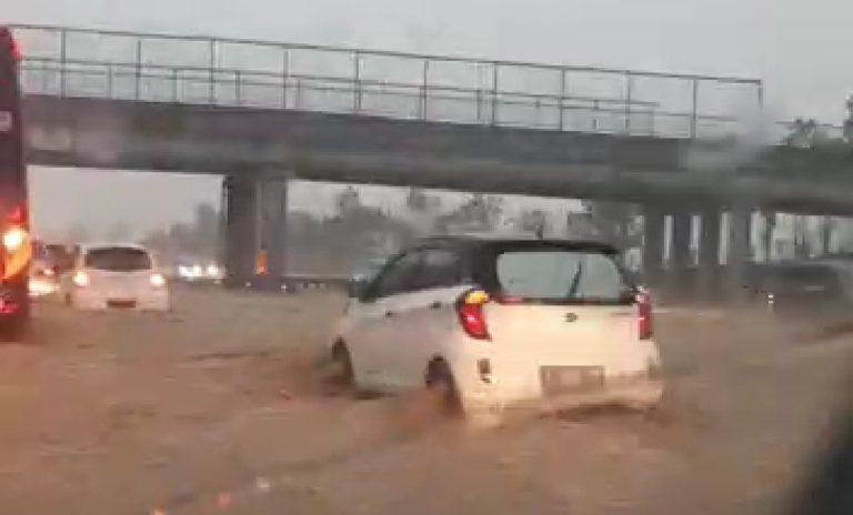 Penjelasan Operator Terkait Tol Cipali yang Tergenang Banjir