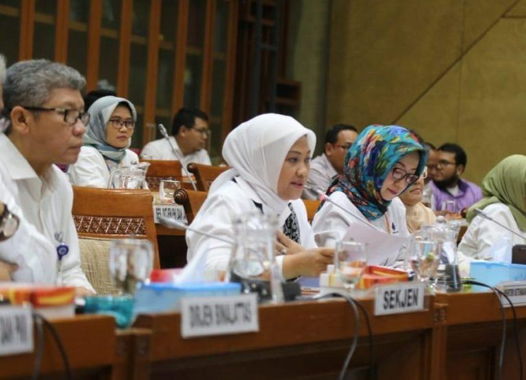 Ida Fauziyah: Pemerintah Wajib Pantau Kinerja BPJS Ketenagakerjaan