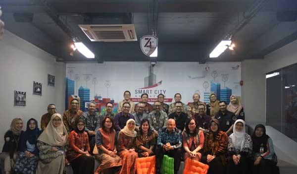 Bank Indonesia Institute-Telkom Sinergi Kembangkan Smart City