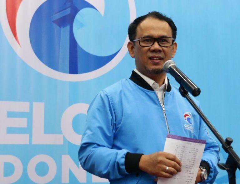 Gelar Konsolidasi Perdana se Kota Bekasi, Sekjen Gelora: Semoga Berikan Energi Positif