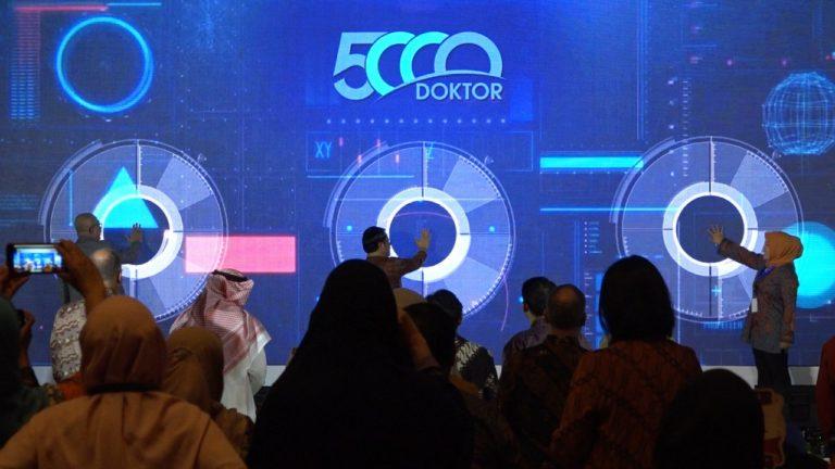 Inovasi Program 5000 Doktor, Kemenag Luncurkan IMD