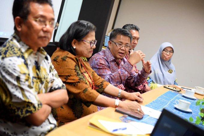 PKS Ingin Jalin Kerjasama dengan Persekutuan Gereja Indonesia