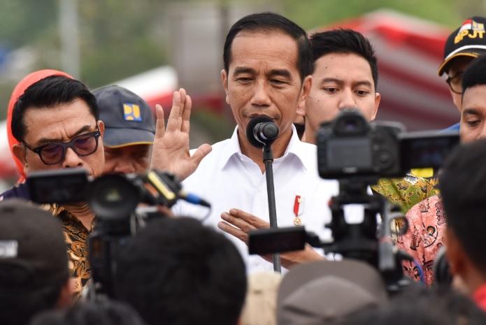 Masyarakat Natuna Bersedia Tampung WNI dari China, Ini Kata Jokowi