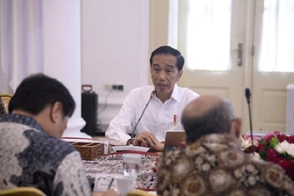 Jokowi Dorong Perampingan Regulasi dari Tingkat Pusat hingga Daerah