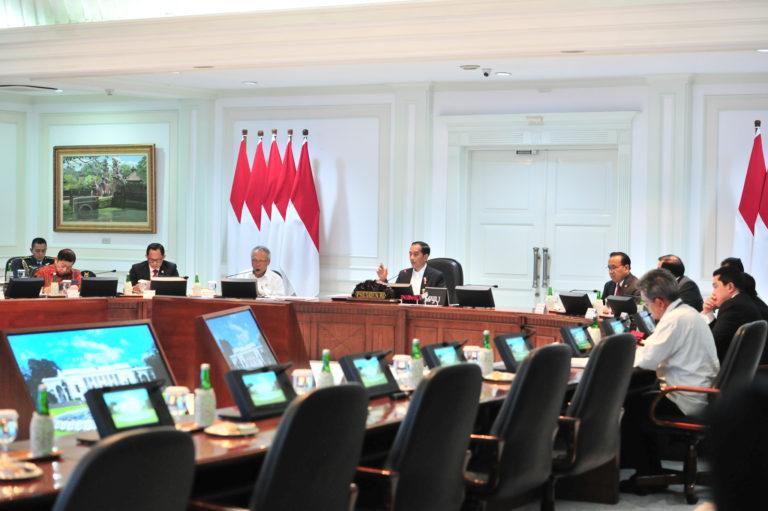 Jokowi Sambut Hangat Finalis Sayembara Desain Ibu Kota Baru