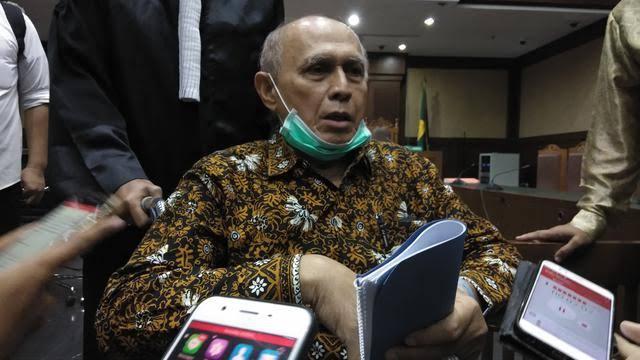 Klaim Tak Bersalah, Kivlan Zen Tuding Wiranto Rekayasa Kasusnya