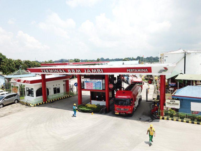 Pertamina  Komitmen Salurkan B30 di Jambi dan Bangka Belitung