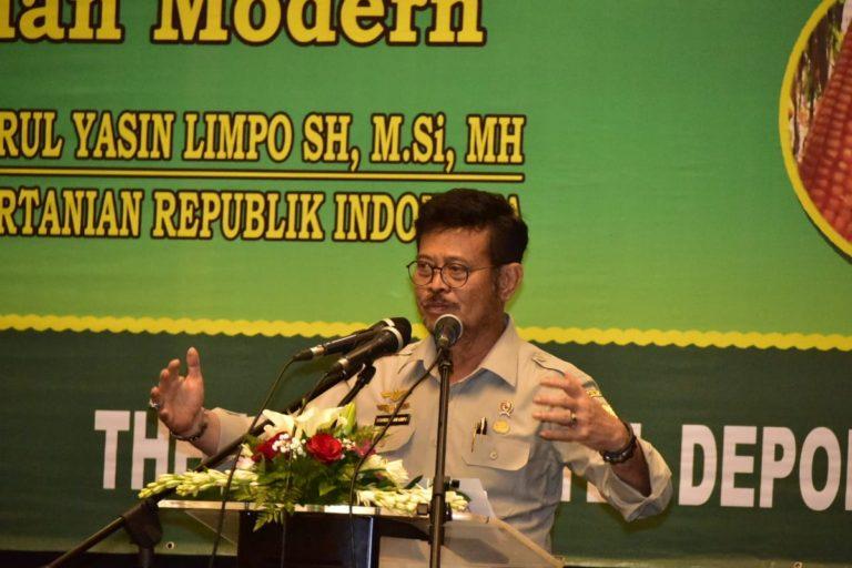 Bima Arya Puji Mentan: Pak Syahrul Role Model Bagi Pejabat Indonesia