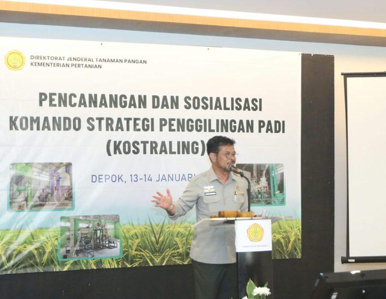 HKTI Jabar Dukung Upaya Kementan Jadikan Penyuluh Garda Terdepan Bangkitkan Pertanian