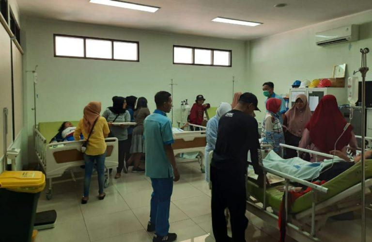 Pemkot Jamin Biaya Pengobatan Kader Posyandu Depok Korban Kecelakaan di Subang