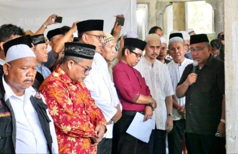 Pemkot Depok Beri Santunan untuk Korban Kecelakaan di Subang