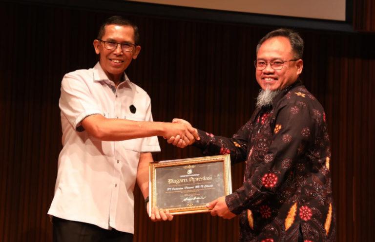 Kilang Pertamina Cilacap Raih Penghargaan dalam Apreciation Forum Flare Gas Optimization