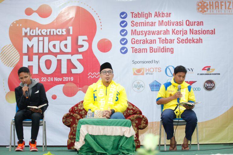 Komunitas HOTS ajak Masyarakat Muslim serentak menghafal Surat Yasin