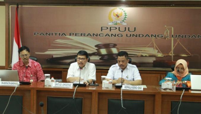 DPD RI Terus Tingkatkan Perwujudan Reformasi Birokrasi